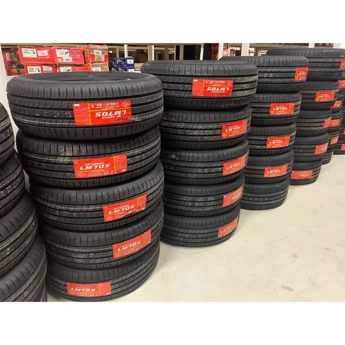 ยางรถยนต์ Dunlopด้านนอก 215 / 50 R 17 Lm 705-64187