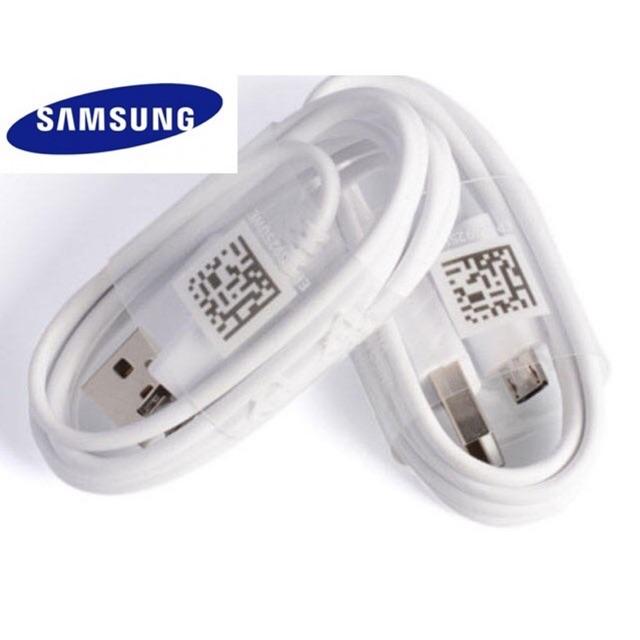 ถูกที่สุด💥สายชาร์จ Samsung Micro USB 2.0 สายชาร์จเร็ว รองรับรุ่น S6 S7 Note4 Note5 J7 J2 A5 A7 A8 ของแท้ ประกัน1ปี