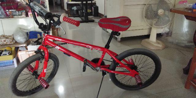 "20 in Honda Racing BMX Bike Red  20/"" Freestyle Bicycle Red BMX Bike"
