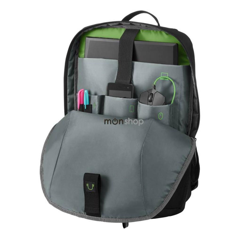 """กระเป๋า เป้สะพายหลัง สำหรับใส่โน๊ตบุ๊ค laptop HP Omen 17.3"""" / HP Pavilion 17"""" by METRO"""