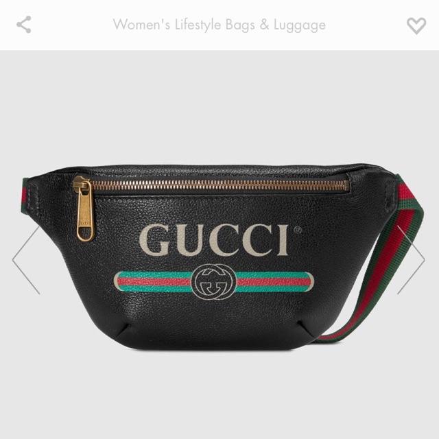 New!!! Gucci Belt Bag mini 95 cm ของใหม่