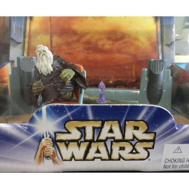 Star Wars Action Figure, 1:18 Jedi high council Oppo Rancisis