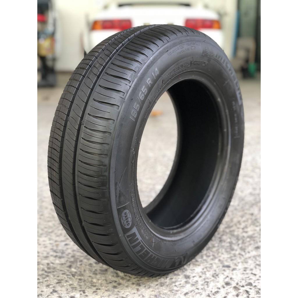 ยางรถยนต์ Michelin 185/65R14 XM2 ปี18 ฟรี!!จุ๊ปเกรดPremium