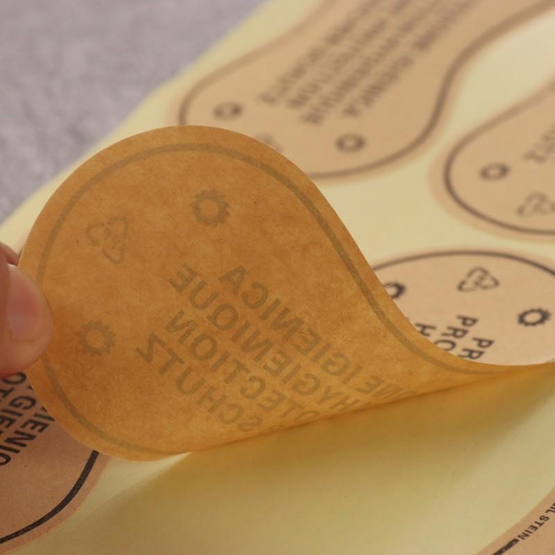 (พร้อมส่ง ถูกสุด) สติ้กเกอร์อนามัย สติ้กเกอร์ติดเป้าชุดว่ายน้ำ สติ้กเกอร์ติดกางเกงใน hygienic sticker