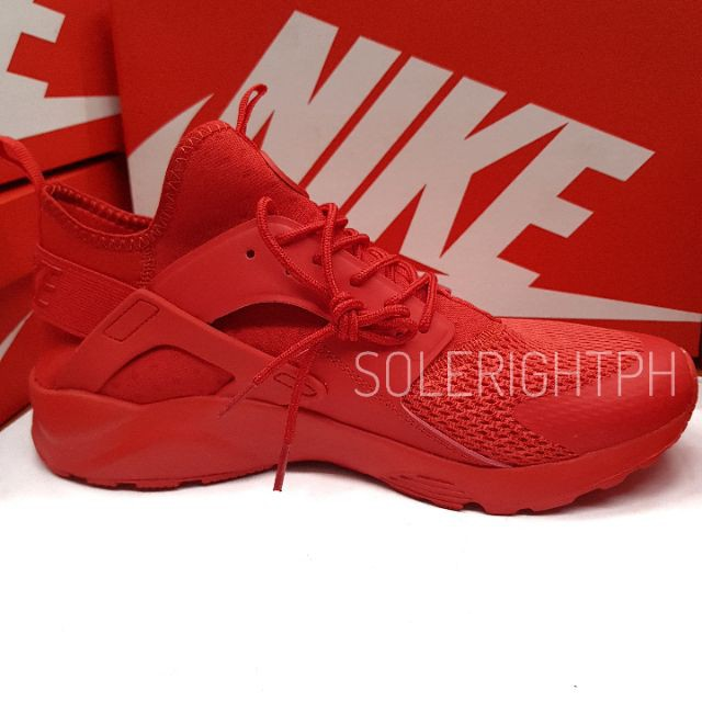 competitive price 121de 9dc2c Nike Air Huarache Triple Red