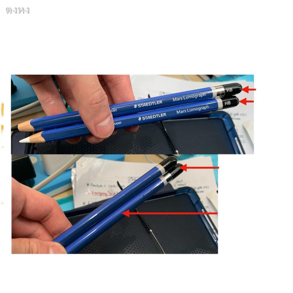 ﹉❖◐สติกเกอร์ Apple Pencil Wrap Gen 1 และ 2 ธีมดินสอ HB (งานใหม่ล่าสุด)1