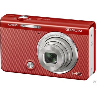 Casio Exilim EX-ZR65 Red Limited Edition (ZR62 Japan Limited Edition)