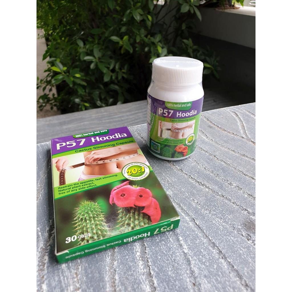 Cactus P57 Hoodia Slimming Capsule, pastile moi subțiri pentru dietă, suprimă apetitul