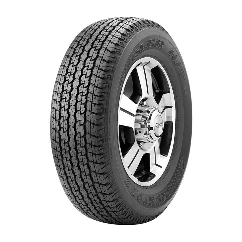 ยางรถยนต์ Bridgestone รุ่น DUELER H/T D840 ขนาด 265/70R16 112S ยางรถกระบะ และ ยางรถเอนกประสงค์ SUV