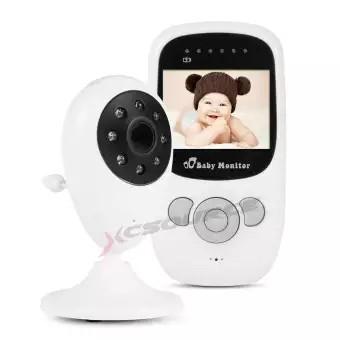 Baby Monitor กล้องดูเด็กเบบี้มอนิเตอร์ ประกัน 1 เดือน ศูนย์ไทย