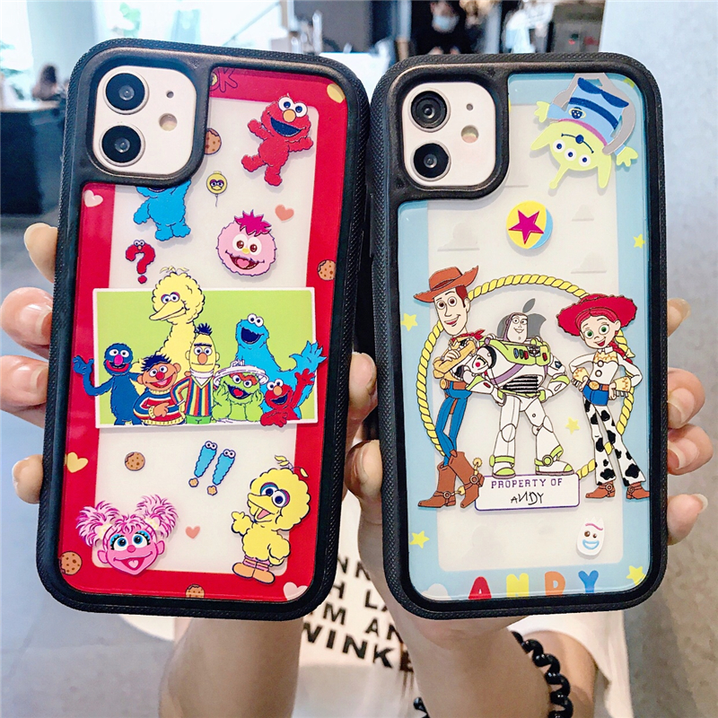 เคสโทรศัพท์มือถือแบบสองด้านสําหรับ Iphone 11 Pro Max Xr X Xs Max Se 2020 8 7 6 S 6 Plus