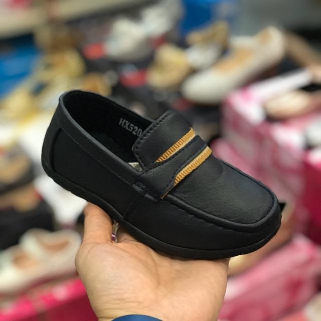 รองเท้าคัชชูเด็กชาย ไซส์ 25-30