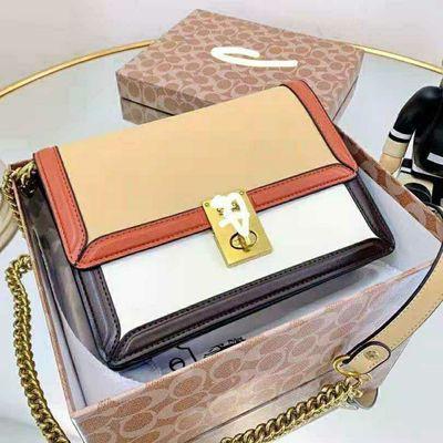 💯% Coach (Hatton bag) กระเป๋าสะพายข้าง