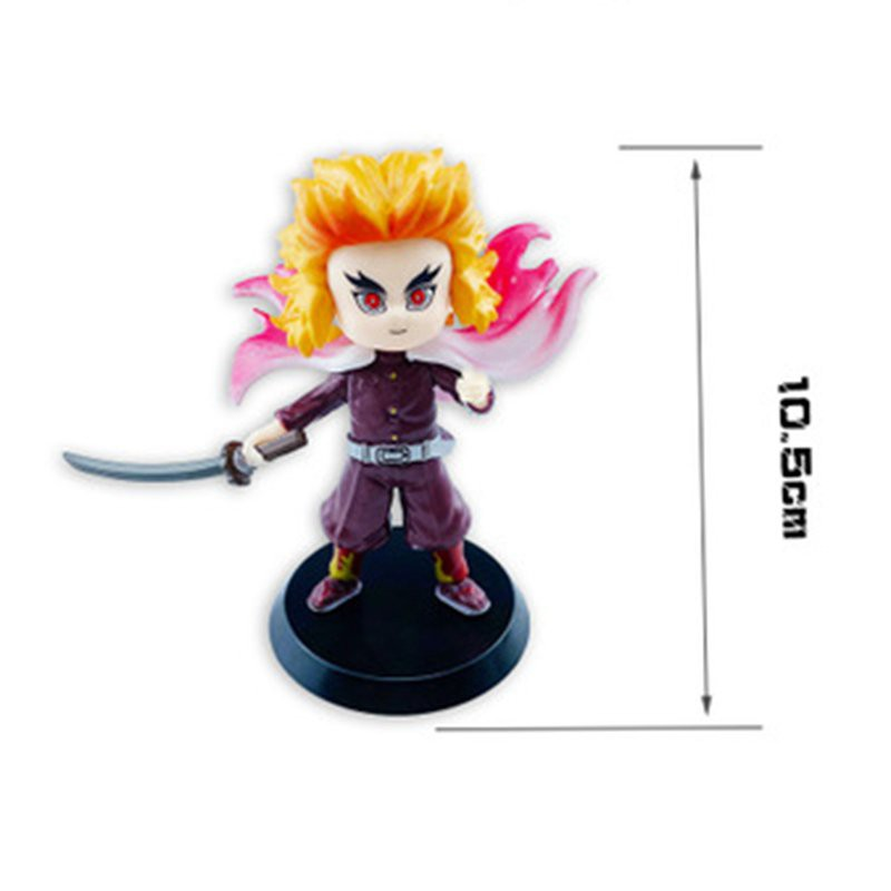 Lantern Demon Slayer's Blade Figure Model Threegeneration Demon Slayer's Blade Figure New And High Quality#¥%¥# qkvC