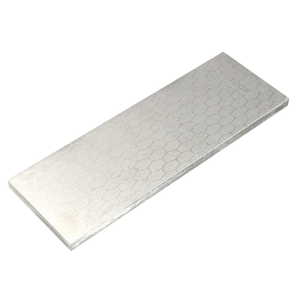 Double Sided Diamond Whetstone Sharpening Block Stone Sharpener 400//1000#
