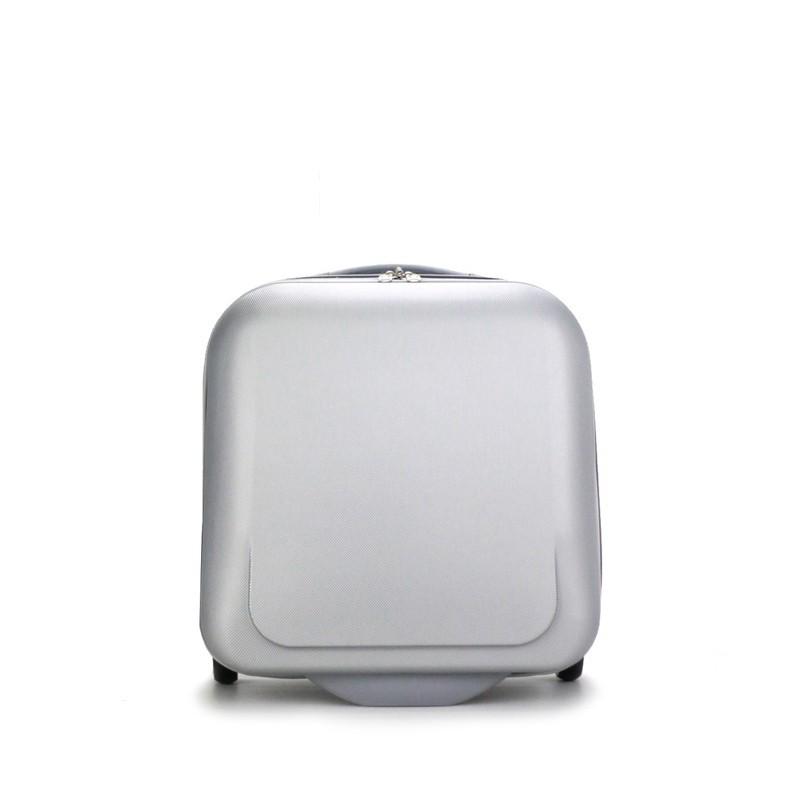 กระเป๋าเดินทางล้อลาก Luggage  รุ่น NA9709 Silver กระเป๋าล้อลาก กระเป๋าเดินทางล้อลาก