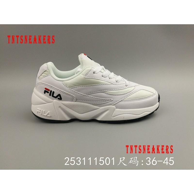 ✈ผมตรง💨 Original Fila รองเท้าผ้าใบรองเท้าวิ่ง 113