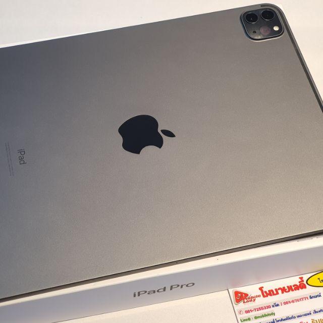 IPad Pro 11 2020 128gb Wifi สีดำ เครื่องไทย มือสอง