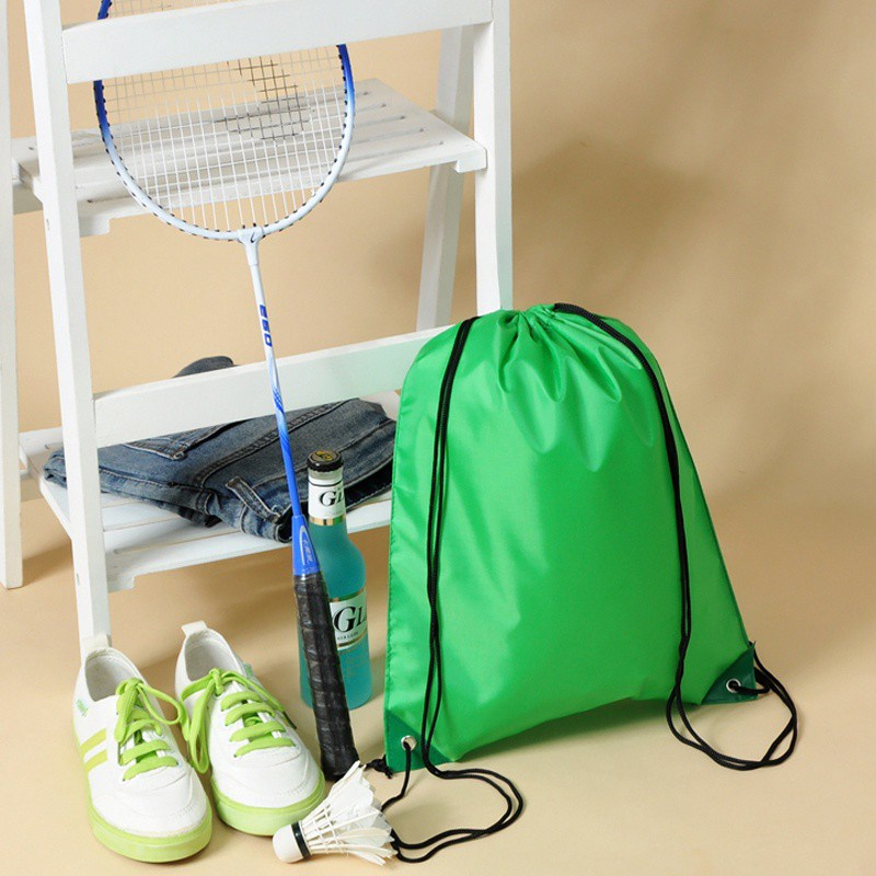 Loriver กระเป๋าเป้สะพายหลังผ้าไนล่อนพับเก็บได้เหมาะกับการพกพาเดินทางสีฟ้า/เขียว