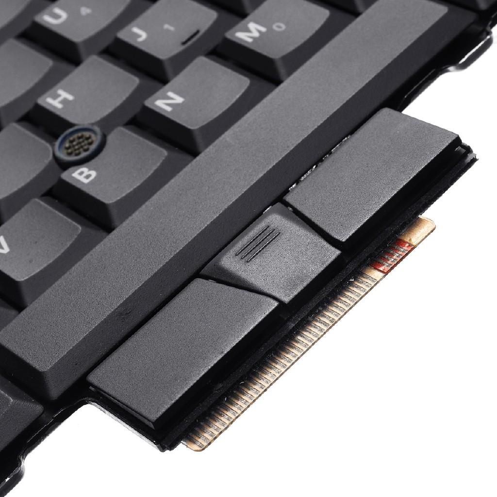 GENUINE Dell Precision M2400 M4400 M4500 E6400 E6500 US Backlit Keyboard HT514