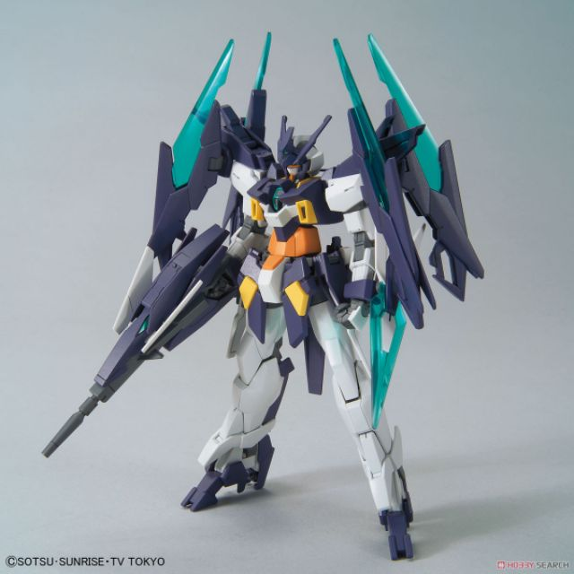 ⭐TGS⭐HG Gundam Age II Magnum (HGBD) (Gundam Model Kits) ut2S