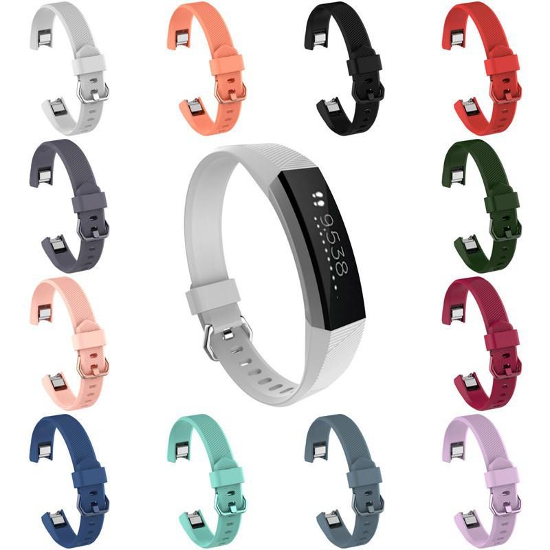 สาย applewatch แท้ สาย applewatch สายนาฬิกา Watch Band Strap WristBand For Fitbit Ace / Alta / Alta HR