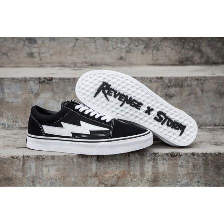 Vans Revenge X Storm รองเท้าผ้าใบลําลองรองเท้าผ้าใบ