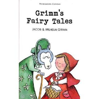 DKTODAY หนังสือ WORDSWORTH READERS:GRIMM'S FAIRY TALES
