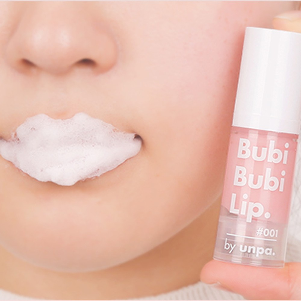 unpa, unpa Bubi Bubi Lip, unpa Bubi Bubi Lip รีวิว, unpa Bubi Bubi Lip ราคา, unpa Bubi Bubi Lip เกาหลี, unpa Bubi Bubi Lip ของแท้, unpa Bubi Bubi Lip 12 ml., unpa Bubi Bubi Lip 12 ml. ลิปสครับเนื้อโฟม เหมาะสำหรับคนที่ปากลอก ปากแห้งแตก