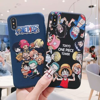 Review one piece iphone6/6s เคส iphone8 เคสไอโฟน iphone7plus เคส tpu iphone6plus iphoneXR XS MAX TPU case