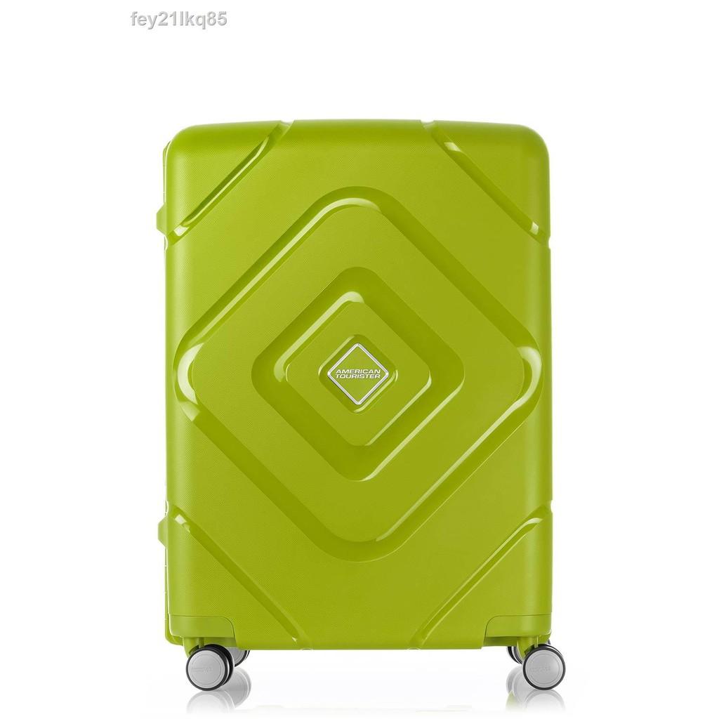 ☒American Tourister กระเป๋าเดินทาง (24นิ้ว) รุ่น TRIGARD SPINNER 66/24 TSA
