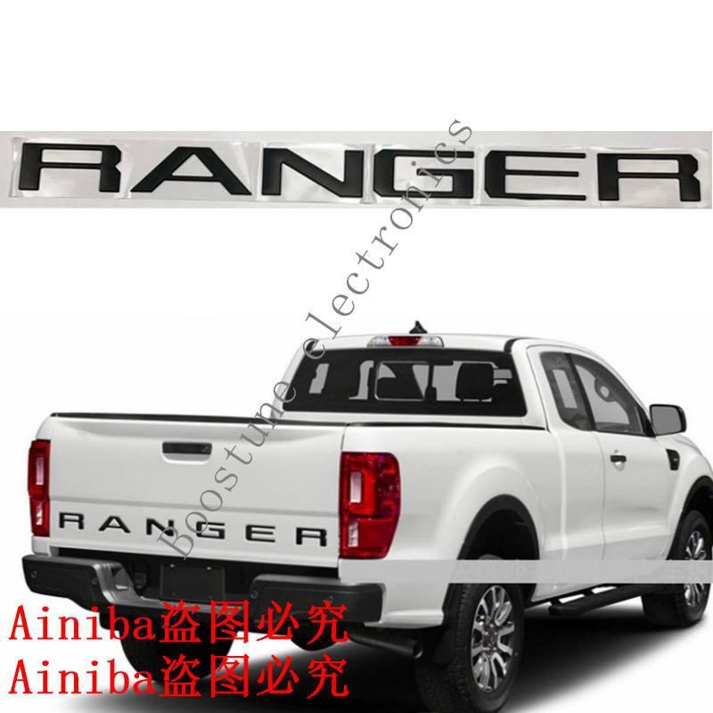 Ranger Logo ฝาครอบด้านหลังสําหรับ Ford Logo 88x6 . 3 ซม .