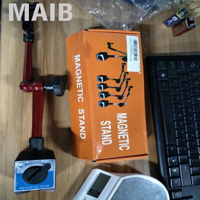 350mm Adjustable Universal Magnetic Base Holder Stand for Dial Test Gauge Indicator Magnetic Base Holder