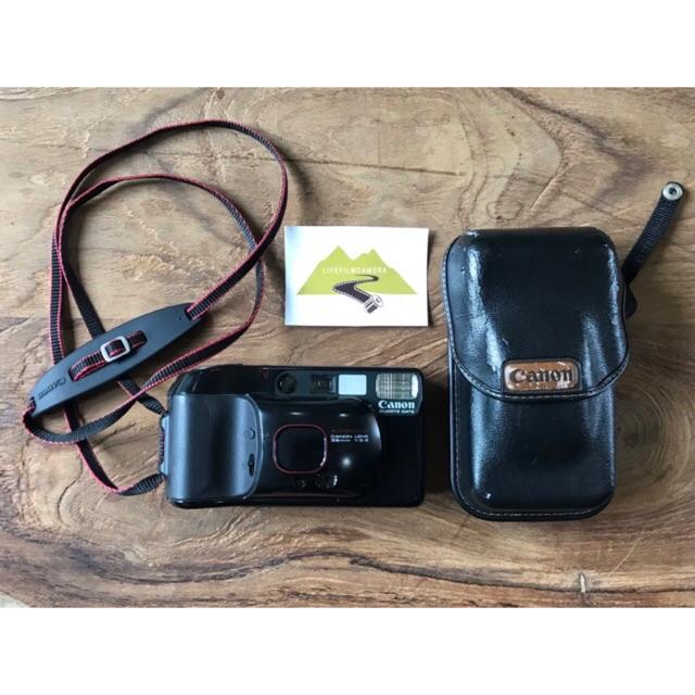 กล้องฟิล์มคอมแพ็ค Canon Autoboy3 พร้อมเคส(แถมถ่าน)