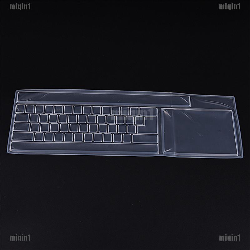 Universal Silicone Keyboard Protector Skin For Laptops Notebooks 13/'/'-14.1/'/' US