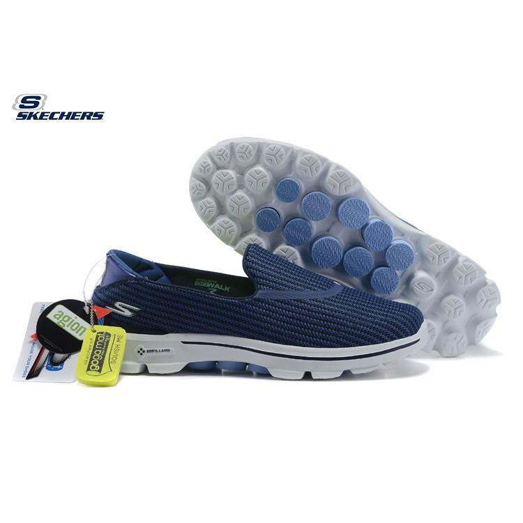 รองเท้าผ้าใบ Skechers Go Walk 3 สำหรับผู้ชาย