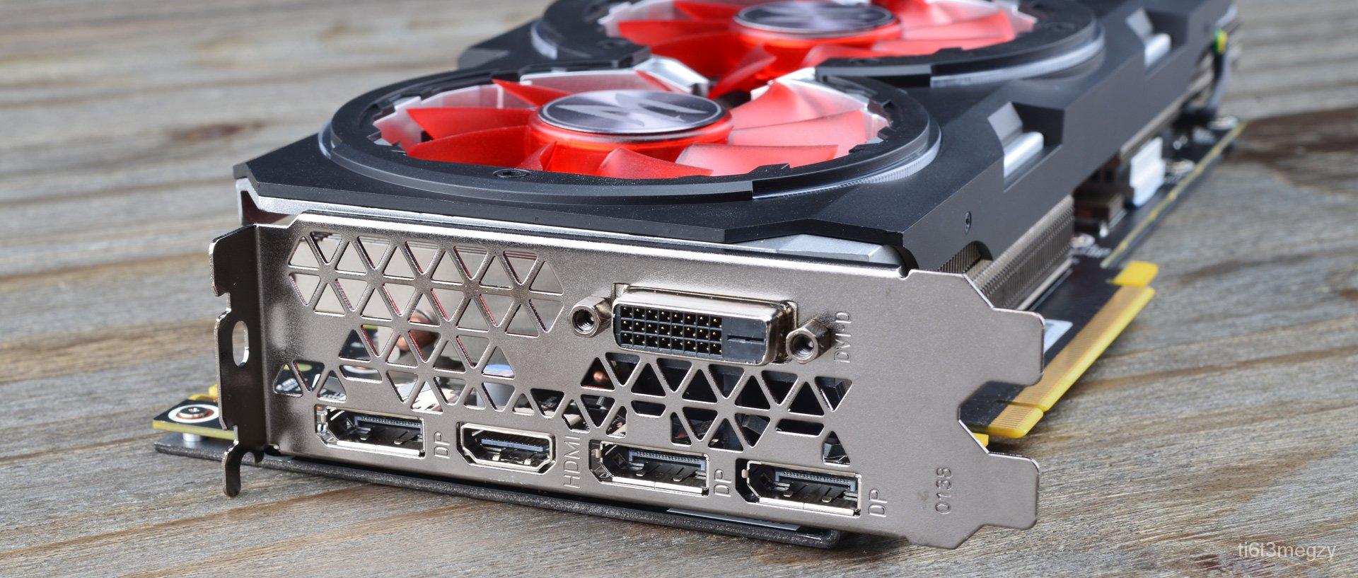 สีสันสดใสGTX1080TI 11G/ GTX1070TI 8G GTX1080 8Gเกมถ่ายทอดสดการ์ดจอ