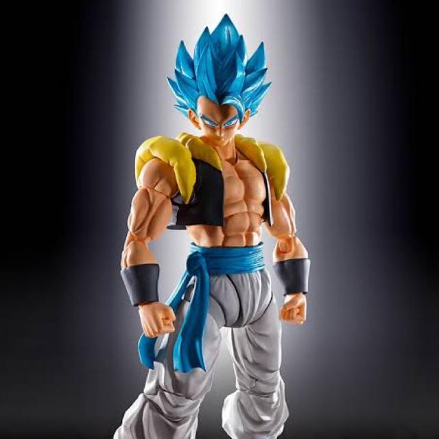 bandai s.h.figuarts Dragonball Z Movie SUPER BROLY saiyan action figure