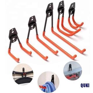 Wall Mounted Hook Garage Garden Tool Storage Rack Metal Dipped Hook U Hooks 2 Pack Dwrp S297082706 P3014305644