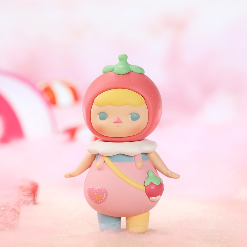 Blind Box OMARTS Anime Figure 13 Style Adorable Sweet Fairy Series Kawaii Surrise Toys Random Model Garage Kit Doll 12cs