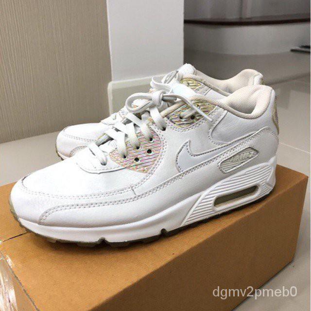 ️️️️ **ของแท้ 100%️**รองเท้า Nike Airmax90 ของแท้สภาพสวย