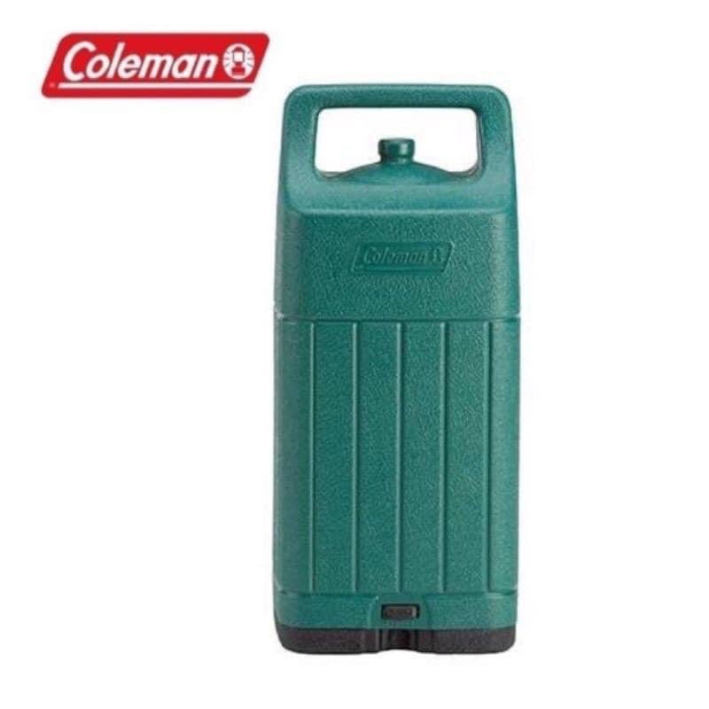 เคสใส่ตะเกียงขนาดกลาง Coleman USA  Coleman Lantern Carry Case สีเขียว