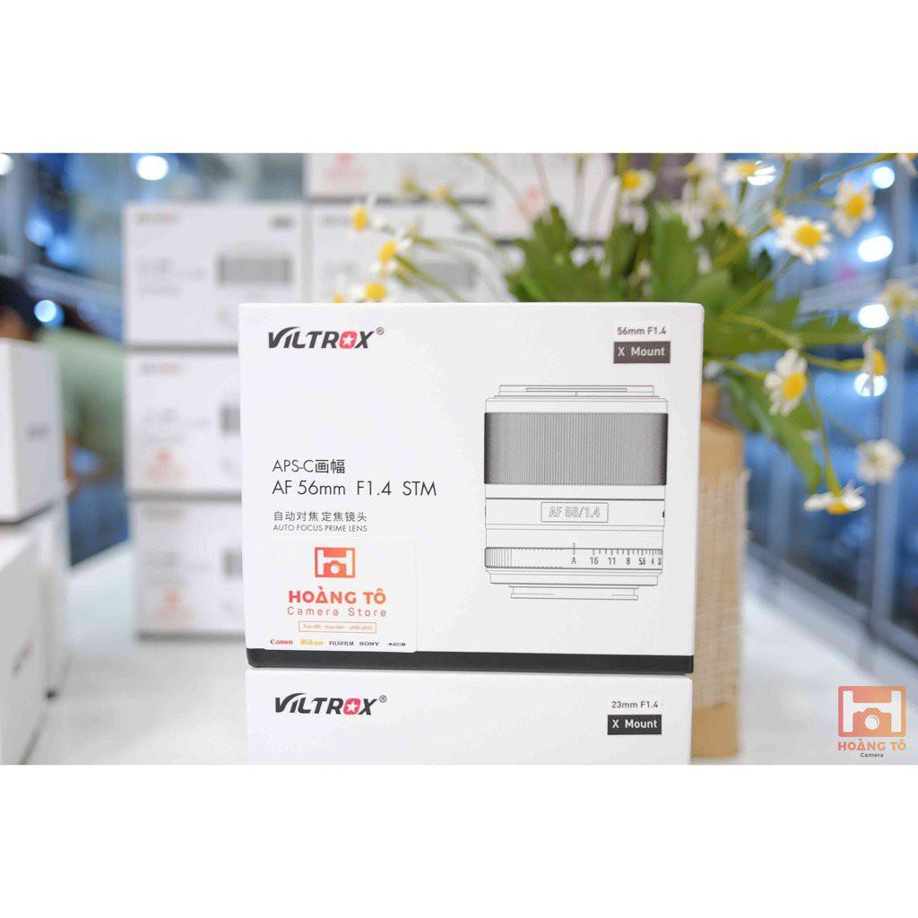 Ống kính Viltrox AF 56mm f/1.4 STM ED IF for Fujifilm NEW (Tặng filter UV) Id4d