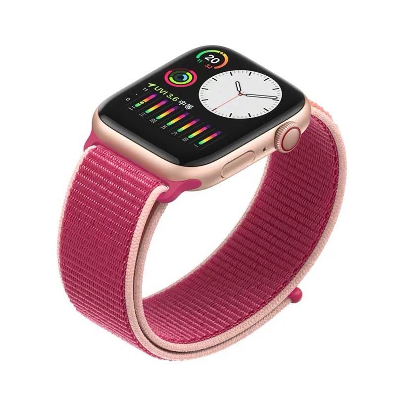 📣🔥💥◘พร้อมส่งจากไทย!สายนาฬิกาข้อมือสำหรับ AppleWatch Se 42 มม. 38 40 44 Series6 5 4 3 2 1 สายสำหรับapplewatch