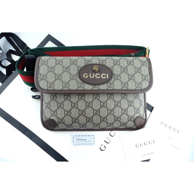 new NEW Gucci Supreme Belt bag