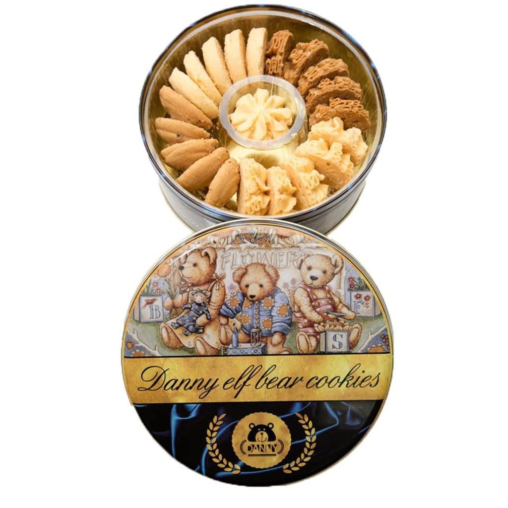 Danny elf bear cookies type D