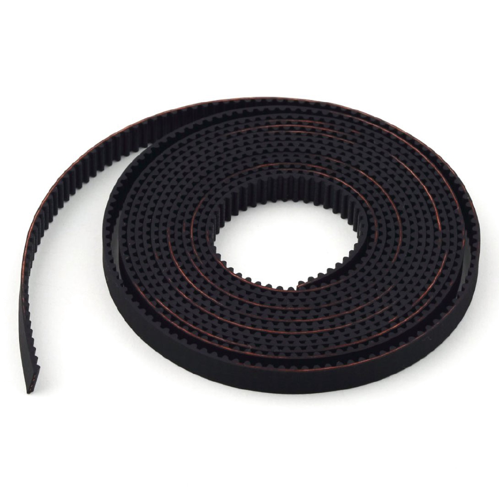 20m Meter 2GT 6mm Rubber Pulley Timing Belt GT2 for 3D Printer Prusa