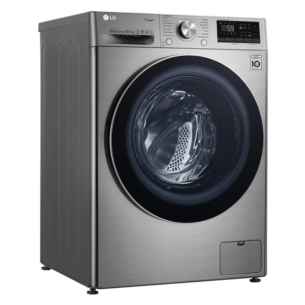 Washing machine FL WM LG FV1450S3V 10.5KG 1400 INV Washing machine Electrical appliances เครื่องซักผ้า เครื่องซักผ้าฝาหน