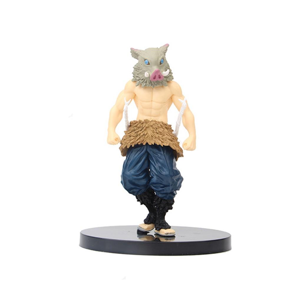 ◄∋◊Action Anime Figure Demon Slayer Kimetsu Nezuko PVC Model Collection Doll