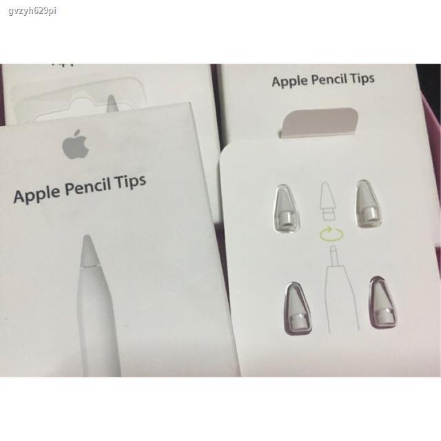 ข้อเสนอพิเศษ∈﹍แท้/พร้อมส่ง (หัวApple Pencil) Apple Pencil Tips(ใช้ได้ทั้ง 1, 2)